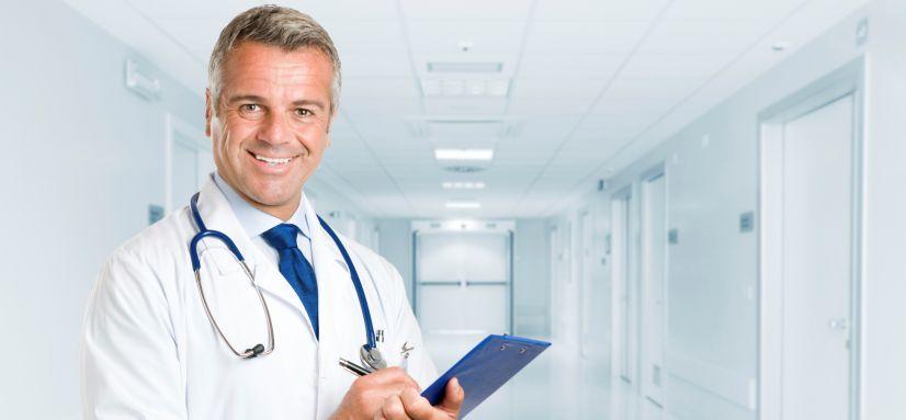 Médico de plano de saúde